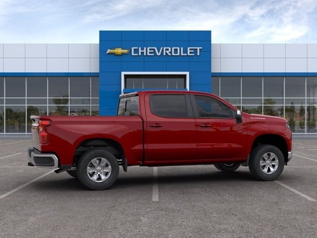 2020 Chevrolet Silverado 1500 Crew Cab 4x2, Pickup #LG344011 - photo 5