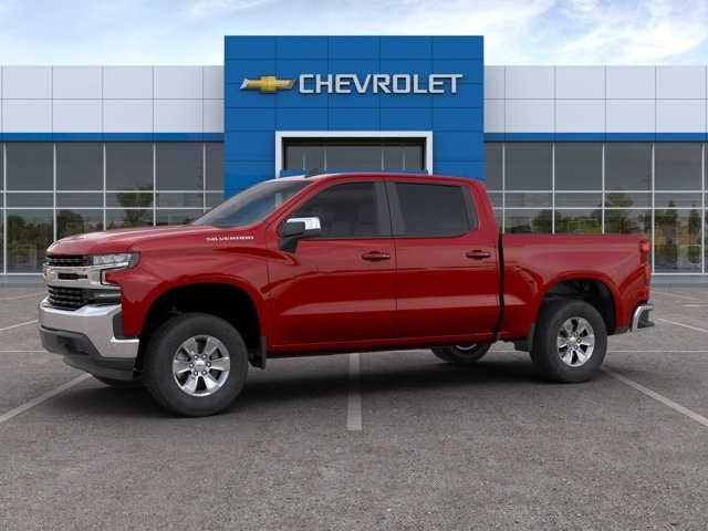 2020 Chevrolet Silverado 1500 Crew Cab 4x2, Pickup #LG344011 - photo 3