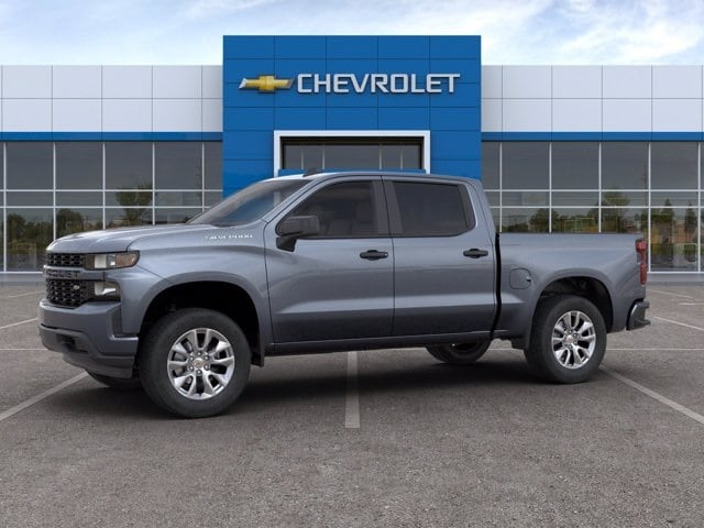 2020 Chevrolet Silverado 1500 Crew Cab 4x2, Pickup #LG344190 - photo 1