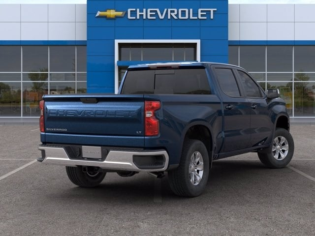 2020 Chevrolet Silverado 1500 Crew Cab 4x2, Pickup #LG348095 - photo 4