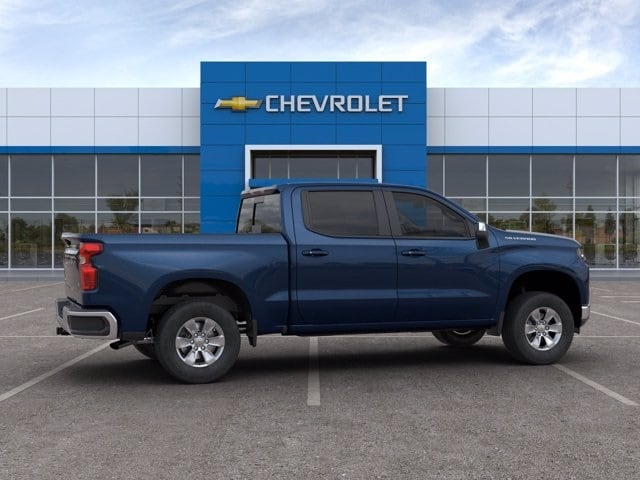 2020 Chevrolet Silverado 1500 Crew Cab 4x2, Pickup #LG348095 - photo 5