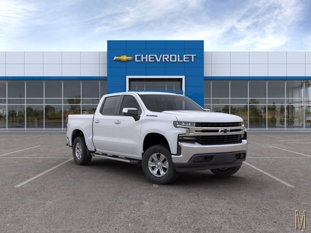 2020 Chevrolet Silverado 1500 Crew Cab 4x4, Pickup #LG365415 - photo 3