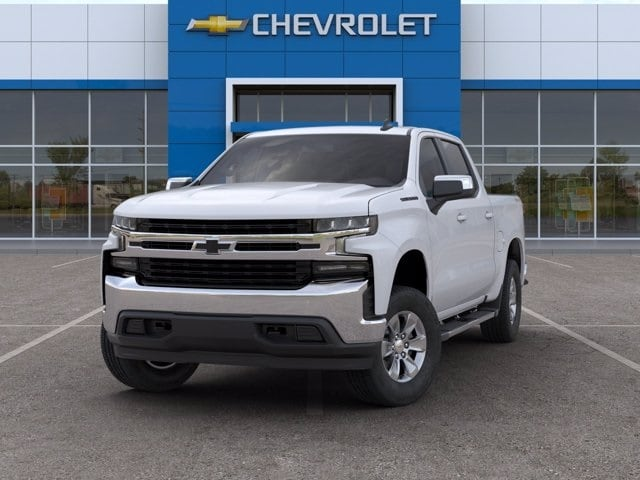 2020 Chevrolet Silverado 1500 Crew Cab 4x4, Pickup #LG365415 - photo 6