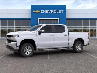 2020 Chevrolet Silverado 1500 Crew Cab 4x4, Pickup #LG365415 - photo 1