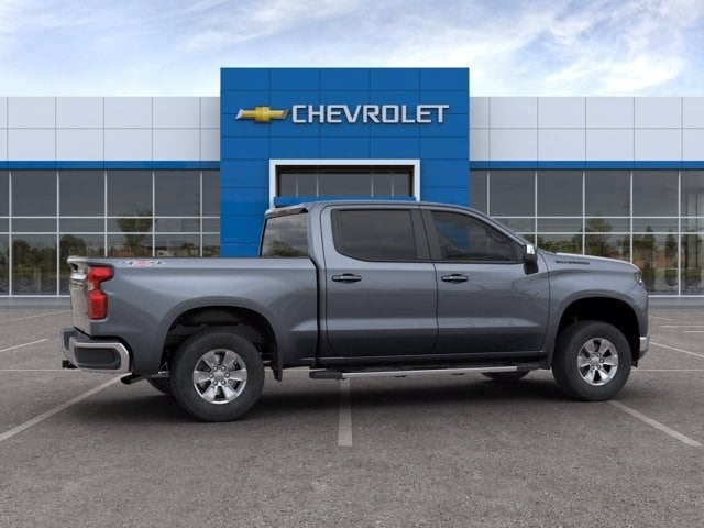 2020 Chevrolet Silverado 1500 Crew Cab 4x4, Pickup #LG369450 - photo 5