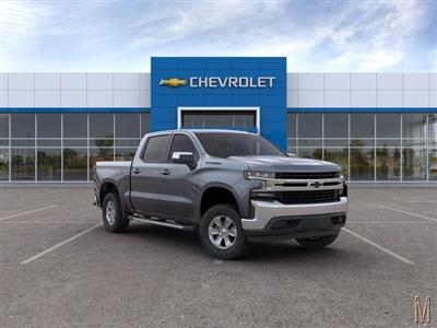 2020 Chevrolet Silverado 1500 Crew Cab 4x4, Pickup #LG369450 - photo 3