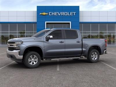 2020 Chevrolet Silverado 1500 Crew Cab 4x4, Pickup #LG369450 - photo 1