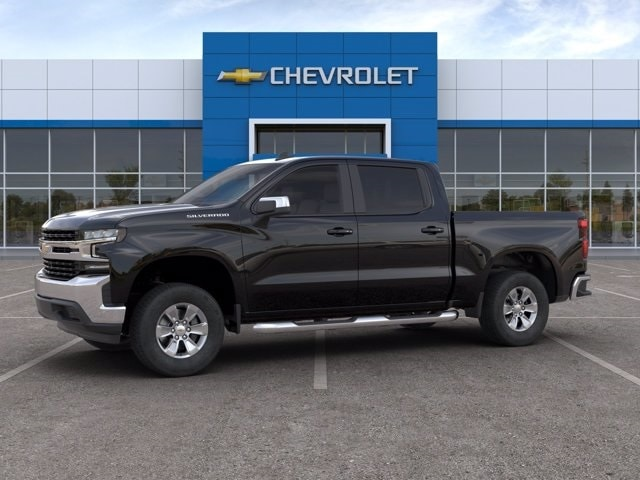 2020 Chevrolet Silverado 1500 Crew Cab 4x2, Pickup #LG371604 - photo 3