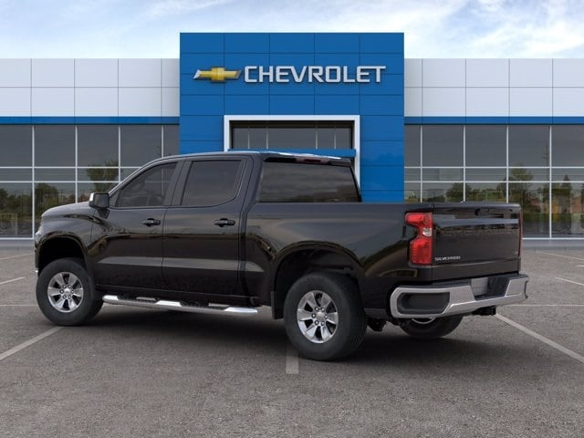 2020 Chevrolet Silverado 1500 Crew Cab 4x2, Pickup #LG371604 - photo 4