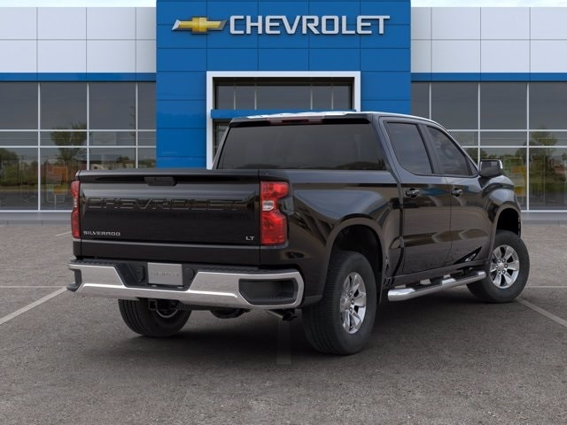 2020 Chevrolet Silverado 1500 Crew Cab 4x2, Pickup #LG371604 - photo 2
