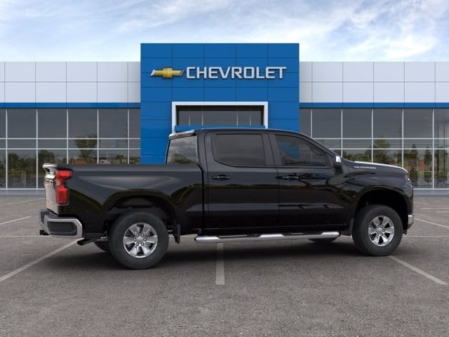 2020 Chevrolet Silverado 1500 Crew Cab 4x2, Pickup #LG371604 - photo 5