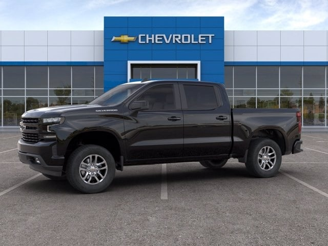 2020 Chevrolet Silverado 1500 Crew Cab 4x2, Pickup #LG434402 - photo 3