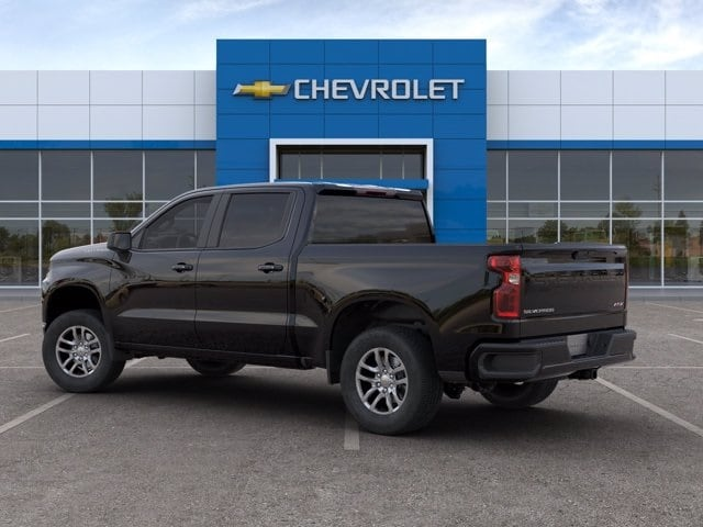 2020 Chevrolet Silverado 1500 Crew Cab 4x2, Pickup #LG434402 - photo 4