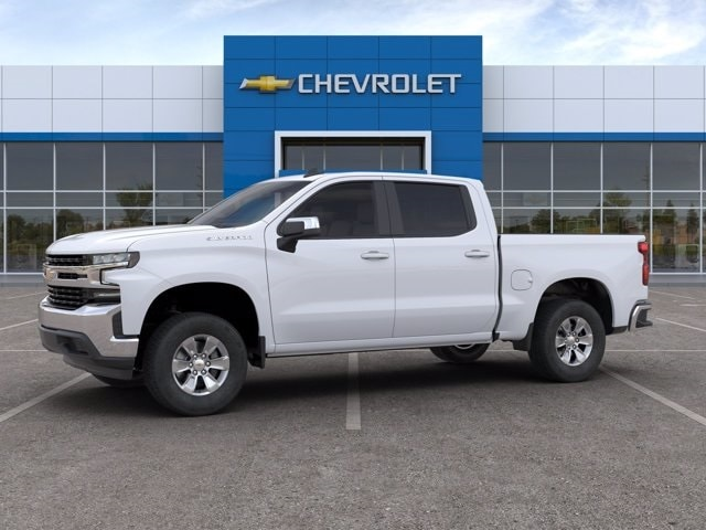 2020 Chevrolet Silverado 1500 Crew Cab 4x2, Pickup #LG445374 - photo 3