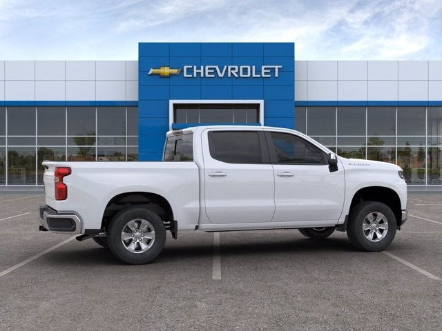 2020 Chevrolet Silverado 1500 Crew Cab 4x2, Pickup #LG445374 - photo 5