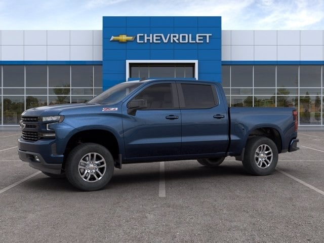 2020 Chevrolet Silverado 1500 Crew Cab 4x4, Pickup #LG449525 - photo 1