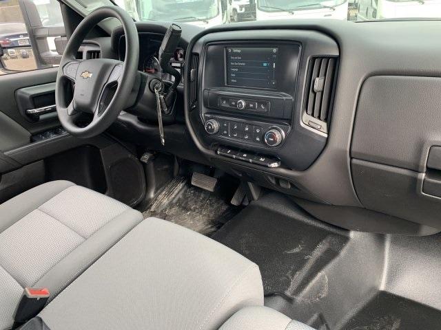2020 Chevrolet Silverado 5500 Crew Cab DRW RWD, Cab Chassis #LH169825 - photo 1