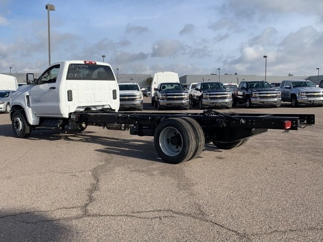 2020 Chevrolet Silverado 5500 Regular Cab DRW RWD, Cab Chassis #LH169827 - photo 4