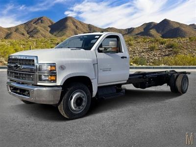 2020 Chevrolet Silverado 5500 Regular Cab DRW RWD, Cab Chassis #LH169827 - photo 1