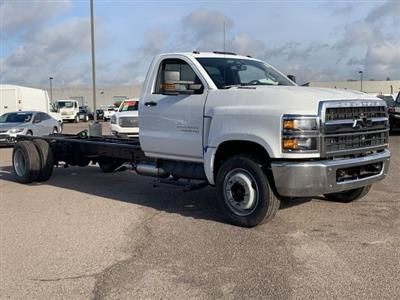 2020 Chevrolet Silverado 5500 Regular Cab DRW RWD, Cab Chassis #LH169827 - photo 6
