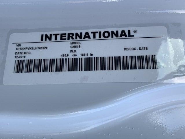 2020 Silverado 5500 Regular Cab DRW 4x2, Cab Chassis #LH169828 - photo 23