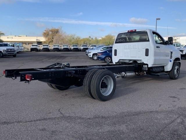 2020 Chevrolet Silverado 5500 Regular Cab DRW RWD, Royal Contractor Body #LH169828 - photo 7