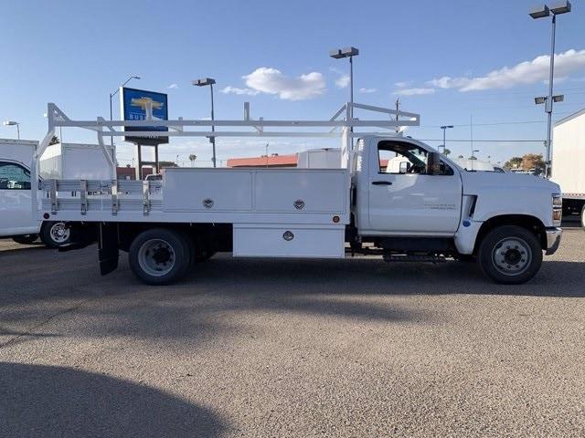 2020 Chevrolet Silverado 5500 Regular Cab DRW 4x2, Royal Contractor Body #LH169828 - photo 8