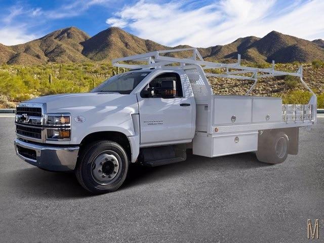 2020 Chevrolet Silverado 5500 Regular Cab DRW 4x2, Royal Contractor Body #LH169828 - photo 1