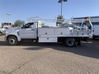 2020 Chevrolet Silverado 5500 Regular Cab DRW 4x2, Royal Contractor Body #LH169828 - photo 7