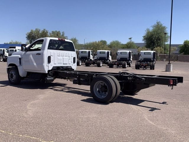 2020 Chevrolet Silverado 5500 Regular Cab DRW RWD, Cab Chassis #LH169831 - photo 2