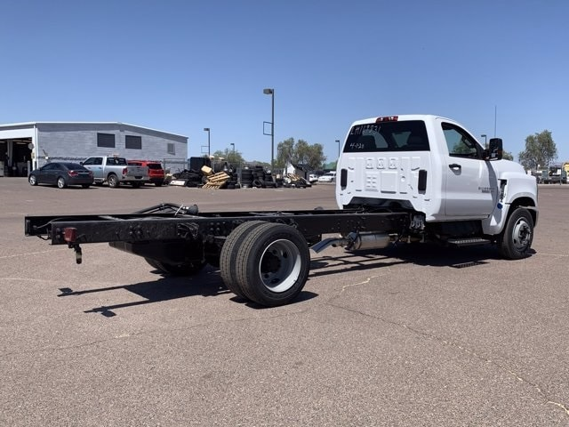 2020 Chevrolet Silverado 5500 Regular Cab DRW RWD, Cab Chassis #LH169831 - photo 6
