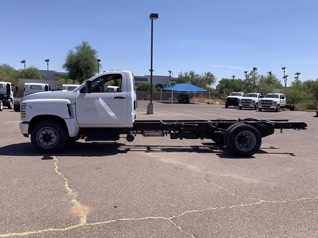 2020 Chevrolet Silverado 5500 Regular Cab DRW RWD, Cab Chassis #LH169831 - photo 7