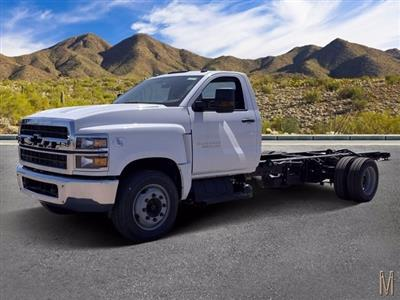 2020 Chevrolet Silverado 5500 Regular Cab DRW RWD, Cab Chassis #LH169831 - photo 1