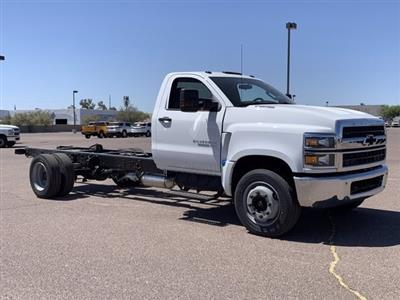 2020 Chevrolet Silverado 5500 Regular Cab DRW RWD, Cab Chassis #LH169831 - photo 3