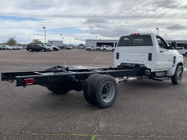 2020 Chevrolet Silverado 5500 Regular Cab DRW 4x2, Cab Chassis #LH169832 - photo 6