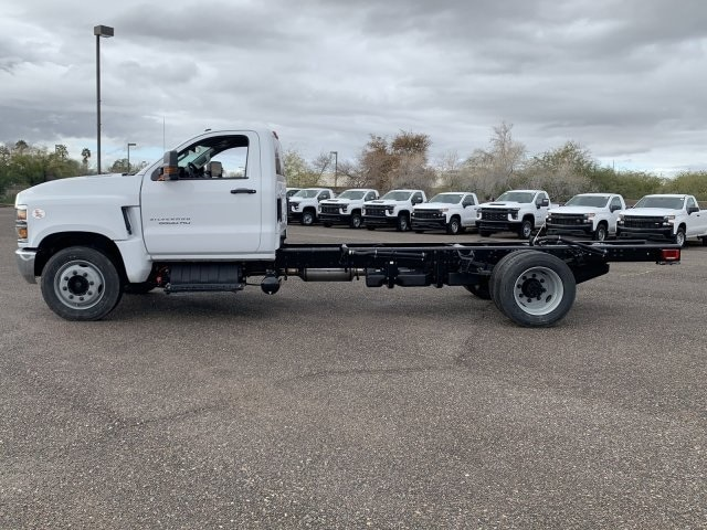 2020 Chevrolet Silverado 5500 Regular Cab DRW RWD, Cab Chassis #LH169832 - photo 7