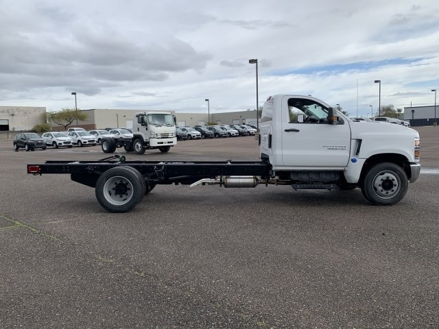 2020 Chevrolet Silverado 5500 Regular Cab DRW RWD, Cab Chassis #LH169832 - photo 8