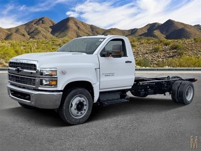 2020 Chevrolet Silverado 5500 Regular Cab DRW RWD, Cab Chassis #LH169832 - photo 1