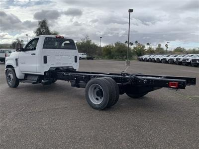 2020 Chevrolet Silverado 5500 Regular Cab DRW RWD, Cab Chassis #LH169832 - photo 2