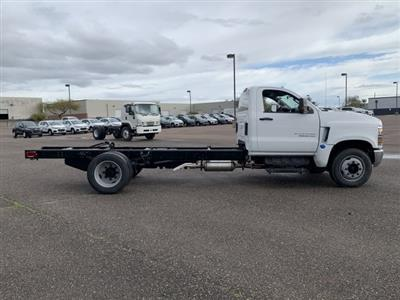 2020 Chevrolet Silverado 5500 Regular Cab DRW 4x2, Cab Chassis #LH169832 - photo 8