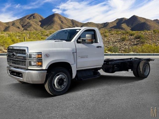 2020 Silverado 5500 Regular Cab DRW 4x2, Cab Chassis #LH169833 - photo 1