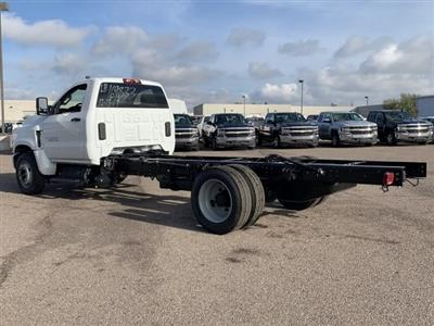2020 Silverado 5500 Regular Cab DRW 4x2, Cab Chassis #LH169833 - photo 3