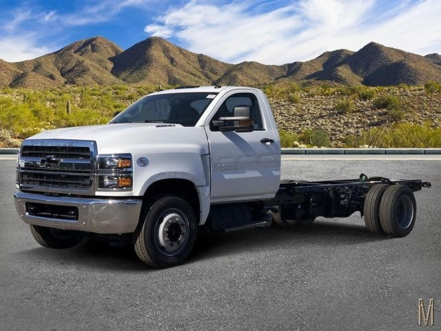 2020 Chevrolet Silverado 5500 Regular Cab DRW 4x2, Royal Contractor Body #LH176080 - photo 1