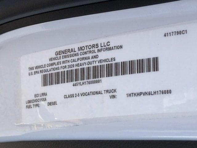 2020 Chevrolet Silverado 5500 Regular Cab DRW 4x2, Royal Contractor Body #LH176080 - photo 19