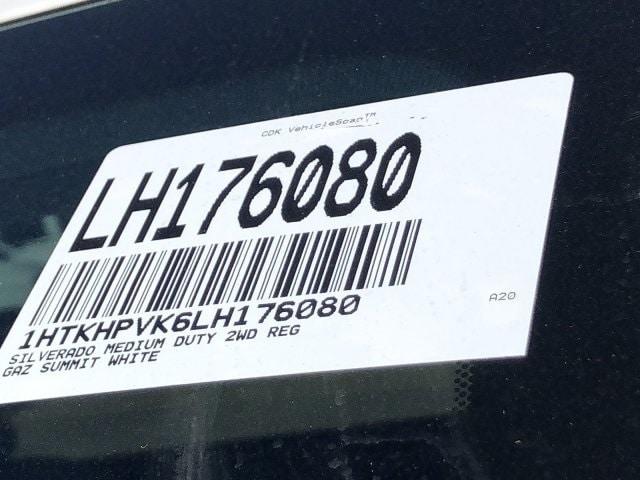 2020 Silverado 5500 Regular Cab DRW 4x2, Cab Chassis #LH176080 - photo 20