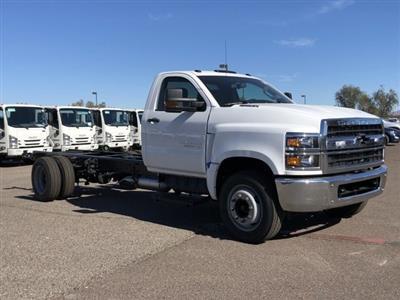 2020 Silverado 5500 Regular Cab DRW 4x2, Cab Chassis #LH176080 - photo 8