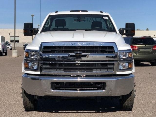 2020 Silverado 5500 Regular Cab DRW 4x2, Cab Chassis #LH266855 - photo 9