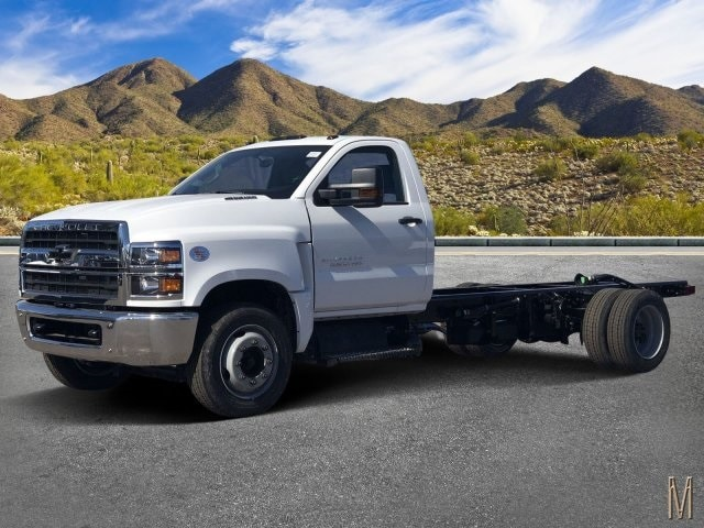 2020 Silverado 5500 Regular Cab DRW 4x2, Cab Chassis #LH266855 - photo 1