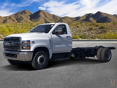 2020 Silverado 5500 Regular Cab DRW 4x2, Cab Chassis #LH266855 - photo 1