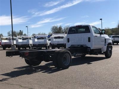 2020 Silverado 5500 Regular Cab DRW 4x2, Cab Chassis #LH266855 - photo 6